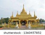 He Golden Pagoda Of Namsai ...