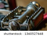 bike pedal close up macro... | Shutterstock . vector #1360527668