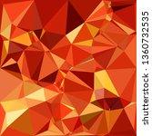 abstract random polygonal... | Shutterstock . vector #1360732535