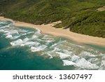 Grande Anse Beach   St Lucia ...