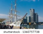 gdynia  poland   may 12  2018 ... | Shutterstock . vector #1360757738