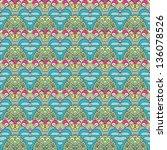 ornamental seamless pattern for ...   Shutterstock .eps vector #136078526