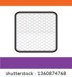 mumbai local train one window | Shutterstock .eps vector #1360874768