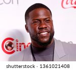 Small photo of LAS VEGAS - APR 4: Kevin Hart at the 2019 CinemaCon Big Screen Achievement Awards at the Caesars Palace on April 4, 2019 in Las Vegas, NV