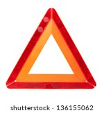 Danger Safety Warning Triangle...