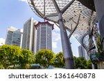 Modern Singapore Architectural...