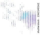 dark pink  blue vector texture... | Shutterstock .eps vector #1362140162