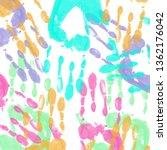 creative background. bright...   Shutterstock . vector #1362176042