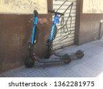 m laga  andalusia  spain  april ... | Shutterstock . vector #1362281975