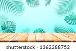 summer and nature product... | Shutterstock . vector #1362288752