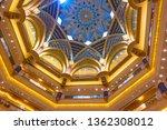 abu dhabi  united arab emirates ...   Shutterstock . vector #1362308012