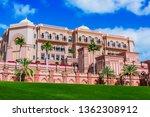 abu dhabi  united arab emirates ...   Shutterstock . vector #1362308912