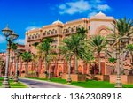 abu dhabi  united arab emirates ...   Shutterstock . vector #1362308918