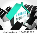 phoenix real estate icon... | Shutterstock . vector #1362512222