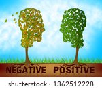 positive versus negative words... | Shutterstock . vector #1362512228