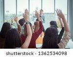 human resources concept.... | Shutterstock . vector #1362534098