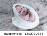 have a headache sleepy baby | Shutterstock . vector #1362730865
