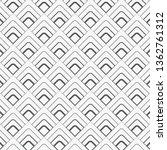 geometric diamond tile minimal... | Shutterstock .eps vector #1362761312