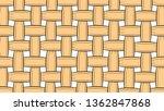 wicker pattern background... | Shutterstock .eps vector #1362847868