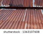 Rustic Zinc Roof