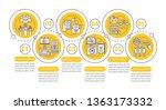corporate governance vector...   Shutterstock .eps vector #1363173332