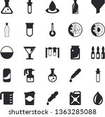 solid vector icon set  ...   Shutterstock .eps vector #1363285088