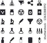 solid vector icon set  ...   Shutterstock .eps vector #1363288592