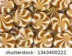 background of latte macchiato... | Shutterstock . vector #1363400222