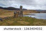 Ardvreck Castle  Scotland
