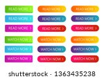 set of gradient colors. vector...