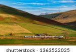 Beautiful Landscape  Train A...