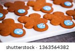 step by step. decorating... | Shutterstock . vector #1363564382