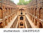 amazing view of agrasen ki...   Shutterstock . vector #1363591415