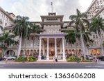 honolulu  hawaii   march 31 ... | Shutterstock . vector #1363606208
