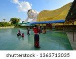 myanmar  bago. november 30 ... | Shutterstock . vector #1363713035