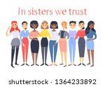 set of a group of different... | Shutterstock .eps vector #1364233892