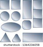 banner website design template. | Shutterstock .eps vector #1364236058