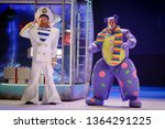 two young actors in fabulous... | Shutterstock . vector #1364291225