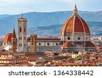 Florence In Italy With The...