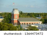 Key West Old City Hall Aerial...