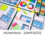 ux ui design. graphic designer...