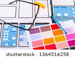ux ui design. layout of a...