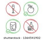 do or stop. water cooler ... | Shutterstock .eps vector #1364541902