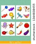 educational children game ...   Shutterstock .eps vector #1364838455