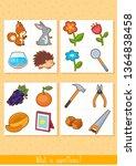 educational children game ...   Shutterstock .eps vector #1364838458