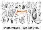 vector hand drawn illustration... | Shutterstock .eps vector #1364857982