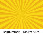 colorful background with radial ...   Shutterstock .eps vector #1364954375