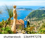 eze village  france   may 06 ... | Shutterstock . vector #1364997278