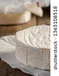 Close View On Camembert Cream...