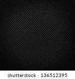 black textile pattern texture... | Shutterstock . vector #136512395